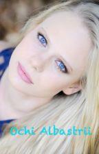 Ochi albaștrii  by Alexandra_Anne-Marie