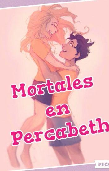 Mortales en Percabeth
