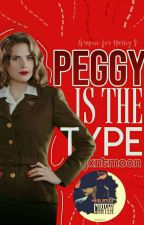 Peggy's The Type #AwardsTypes  by Ale_Cevans3108