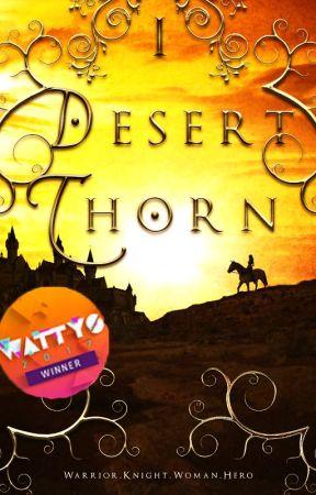 Desert Thorn by elphadora