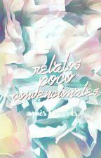 Relatos Poco Convencionales by Agnes_Howards
