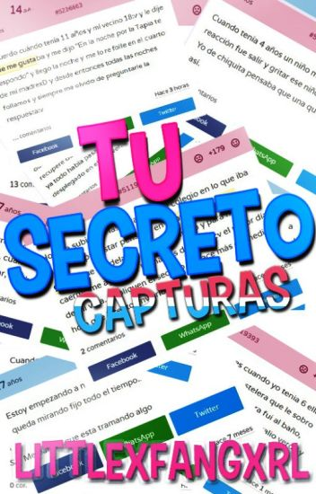Tu Secreto //Capturas//