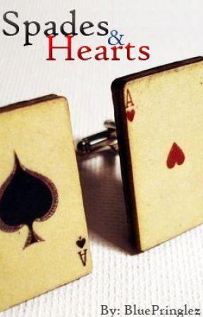 Spades & Hearts [Alice in Wonderland] by BluePringlez