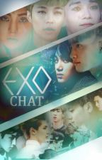 """EXO chat"" by CheninAdemelmasi"