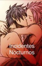 Incidentes Nocturnos|Gray x Natsu~Fairy Tail|One-shot~Lemon by juana231