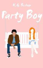 Party Boy by purekatastrophe