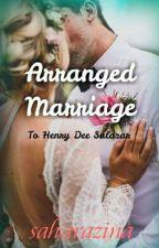 """ The Arrange Marriage""  ( Under-editing ) by saharazina2"