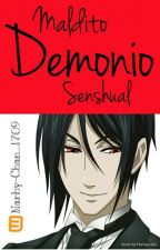Maldito Demonio Sensual-Sebastian Michaelis Y Tu by Nathy-Chan_1709