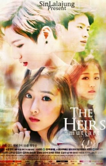 The Heirs Series (BTS X GFRIEND fanfic)