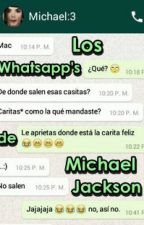 Los Whatsapp's de Michael Jackson By; #MJ  by MayMikeScrews