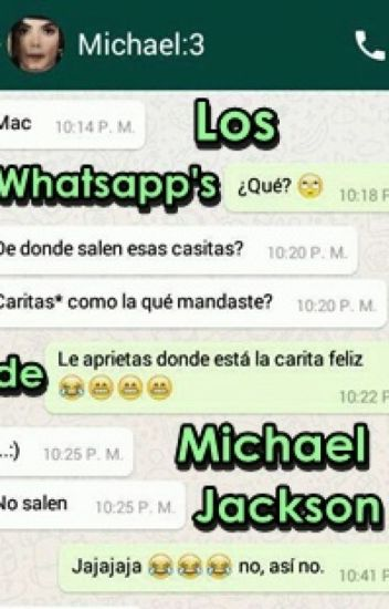 Los Whatsapp's de Michael Jackson By; #MJ