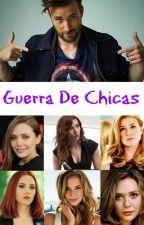 Guerra De Chicas- Romanogers, Stasha, Staron by TruthanatorForever03