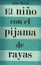 El Niño Con El Piyama De Rayas by MelanieAriadna