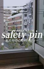 safety pin ✶ lrh by alarum