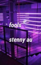 fools ☼ stenny by chibi-usagi