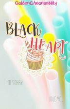 BLACK HEART • VHOPEKOOK by GoldenCheonsaNity