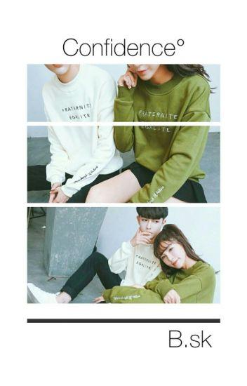 Confidence ❥ Seungkwan
