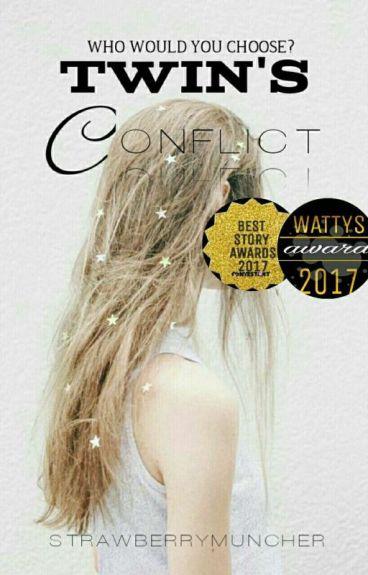 Twin's Conflict #justwriteit #Wattys2016