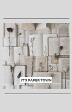 It's Paper Town » EXO by ohbany