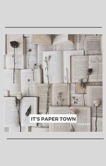 It's Paper Town » EXO