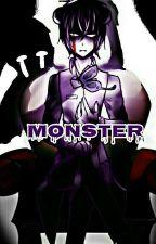 Monster (Shadow Freddy y Tú) [FNaF] © by TTLovesJuama
