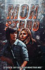 """Monstruo [Carl Grimes & Tu] 2da Temporada """"hero"""". by Doblas_only"""