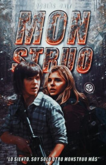 "Monstruo [Carl Grimes & Tu] 2da Temporada ""hero""."
