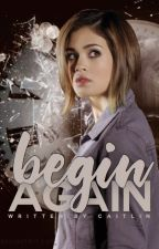 Begin Again ▷ Jared Cameron by illustration