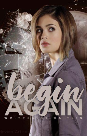 Begin Again ▷ Jared Cameron