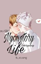 [NYONGTORY] Nyongtory everyday life♡ by lly_seyong