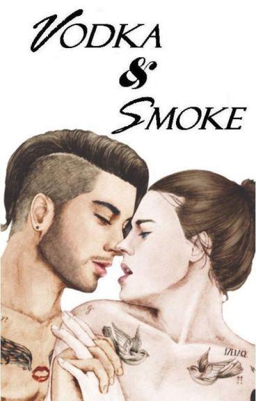 vodka and smoke » Zarry