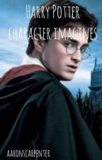 Harry Potter character imagines||requests open by accioimagines