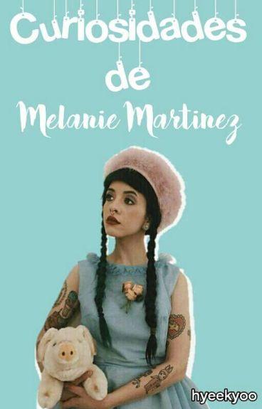 Curiosidades de Melanie Martinez