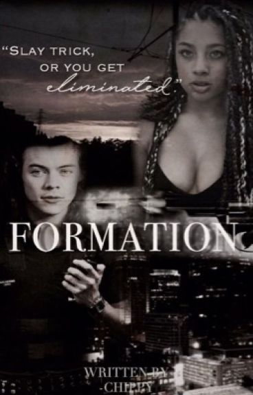 ⚜FORMATION⚜ (Harry Styles)
