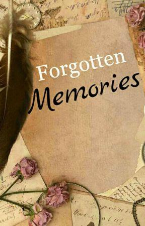 Forgotten Memories by gayonkianshane