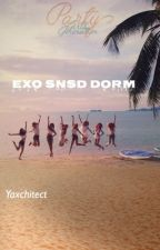 EXO SNSD Dorm by yaxchitect