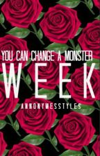 WEEK (A TOMIONE STORY) by Anoonymesstyles