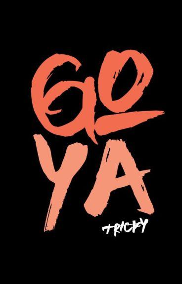 Goya ; songs+Pete