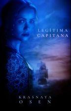 Legitima Capitana //Jack Sparrow Y Tu// by RickGrimesWife