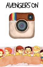Avengers On Instagram by Obliviate13