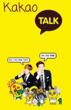 Kakaotalk ||ChanBaek •Texting/Sexting• by XiaoGizem