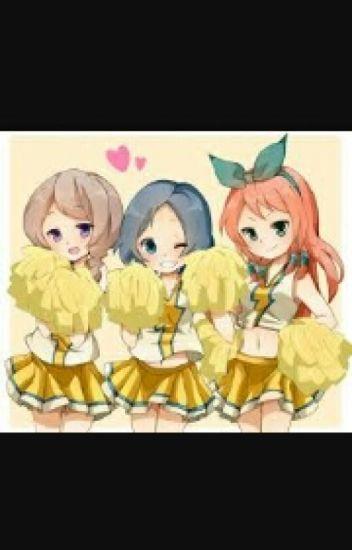 Inazuma Eleven Go Girls
