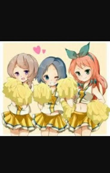 Inazuma Go Girls