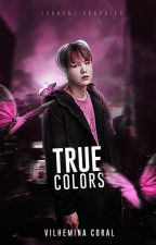 True Colors // Yoongi by Thormented