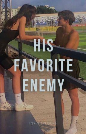 His Favorite Enemy by fourlocks