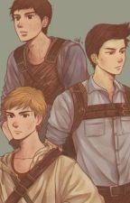 The Maze Runner (The Untold Story) by captaingineer