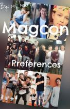 MagconPreferences by zoi_heart