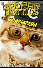 Epic Rap Battles of DreamClan by WarriorsOfDreamClan_