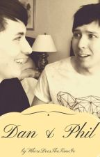 Dan & Phil One-Shots (en español) by WhereDoesTheTimeGo