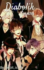 Diabolik Lovers  by cellbit_is_life